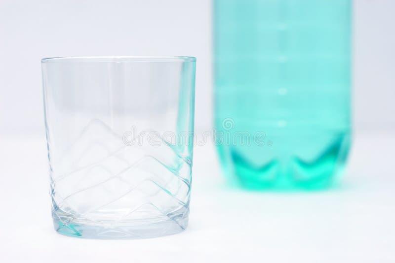 玻璃瓶 库存照片