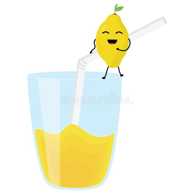 玻璃用汁液果子和秸杆 皇族释放例证
