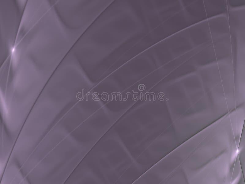 玻璃紫色 库存例证