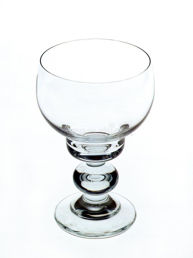 玻璃线  海滩玻璃午餐酒 高雅线 仍然1寿命 免版税图库摄影