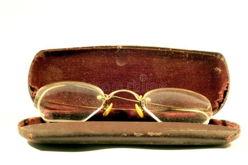 玻璃老婆婆 免版税图库摄影