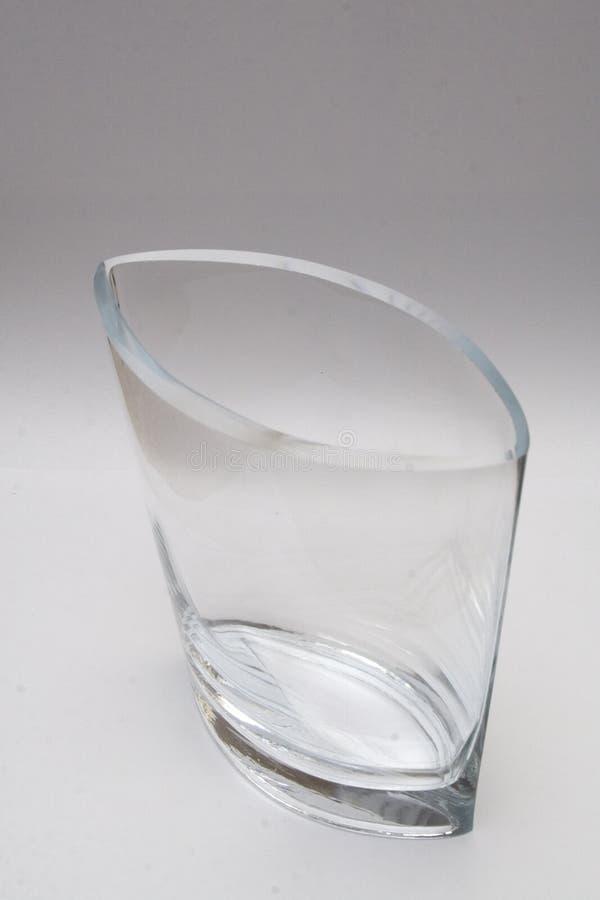 玻璃花瓶 免版税库存图片