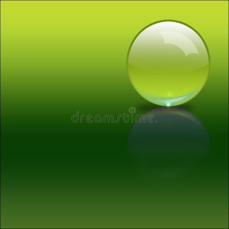 玻璃范围 向量例证