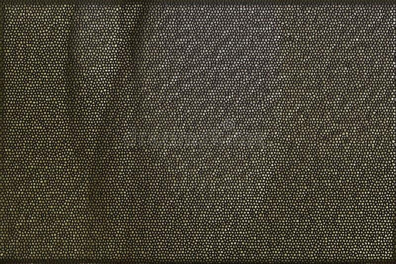 玻璃蜂蜜被弄脏的纹理 库存例证