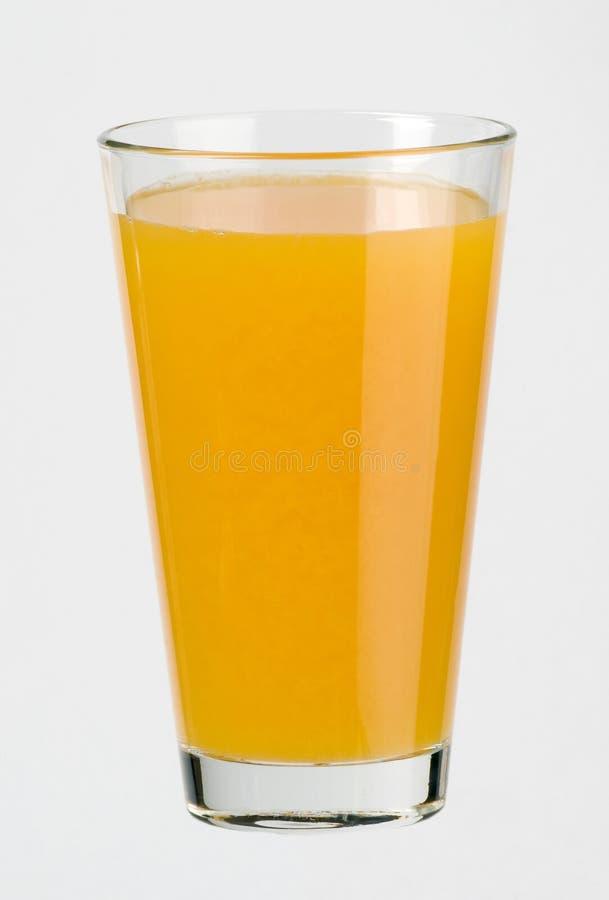 玻璃juice 免版税库存照片