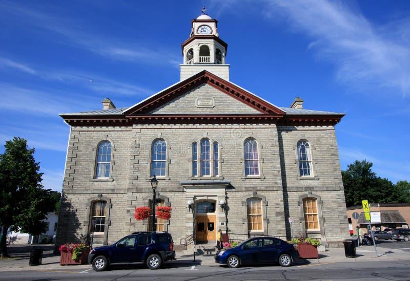 珀斯城镇厅 免版税库存图片