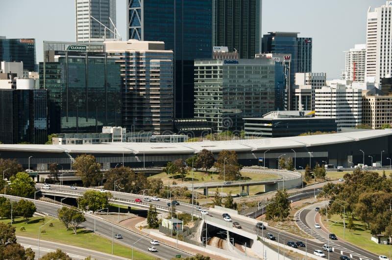 珀斯,澳大利亚- 2016年10月30日: 免版税图库摄影