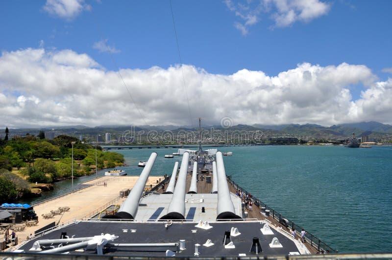 珍珠港 免版税图库摄影