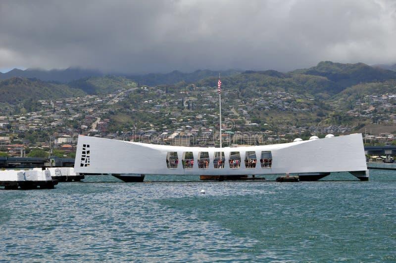 珍珠港 免版税库存图片