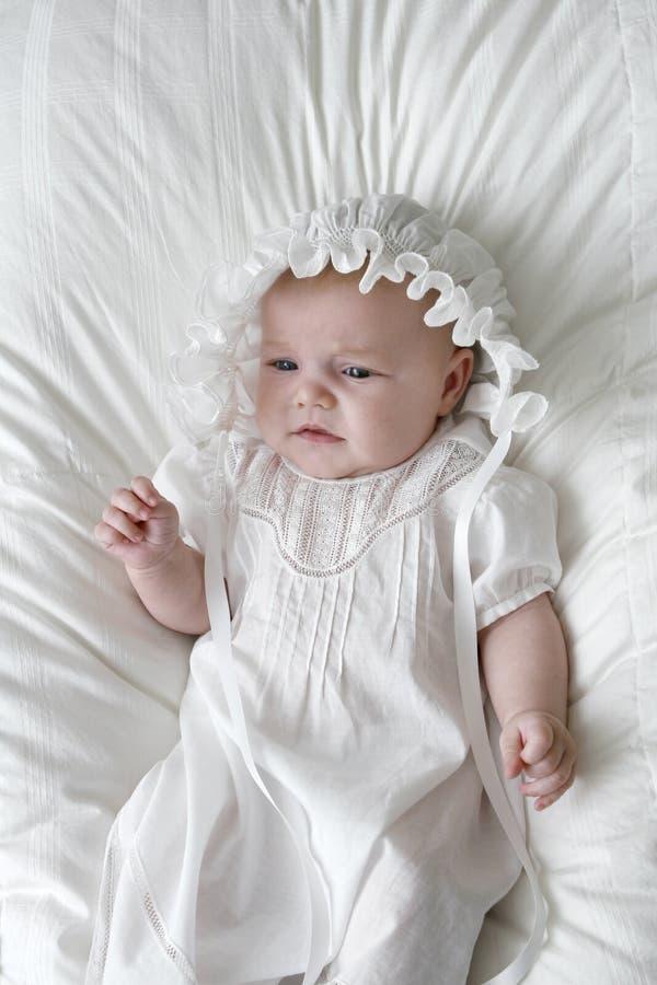 珍贵天使的帽子 免版税库存照片