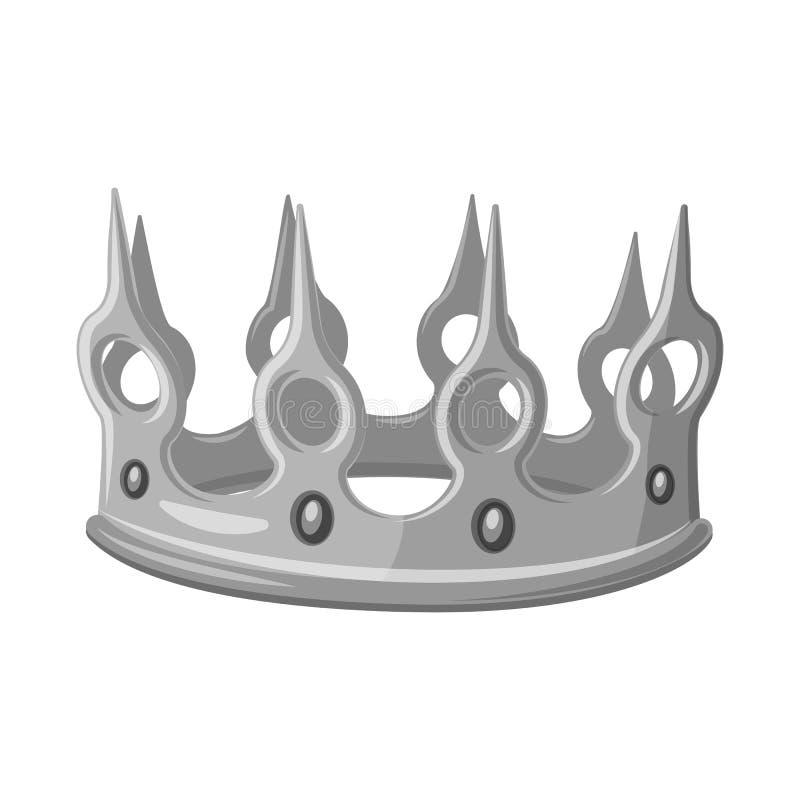珠宝和vip标志的传染媒介例证 珠宝的汇集和贵族股票的传染媒介象 向量例证