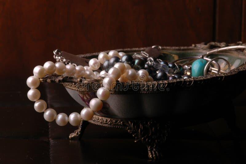 珠宝照片 免版税库存照片