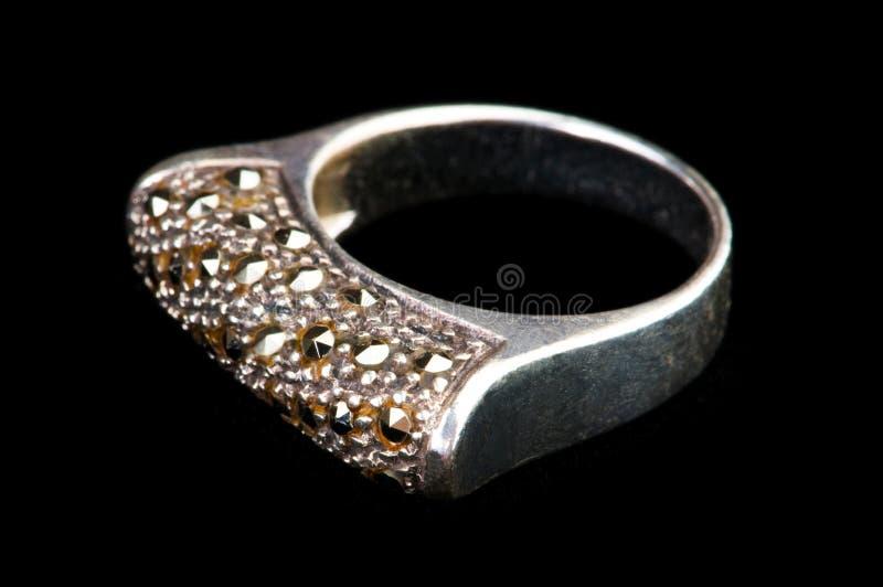 珠宝环形 免版税库存照片