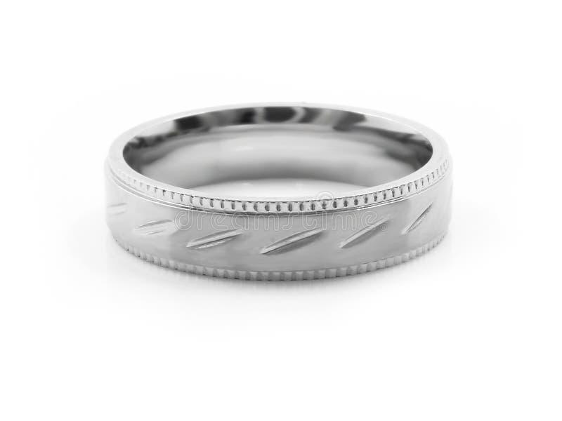 珠宝结婚戒指 r 免版税库存图片