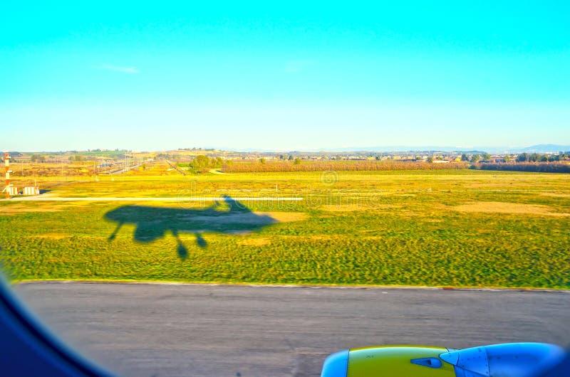 班机空中客车A320 库存图片