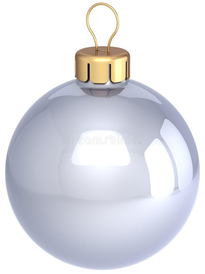 球中看不中用的物品圣诞节喂res 皇族释放例证