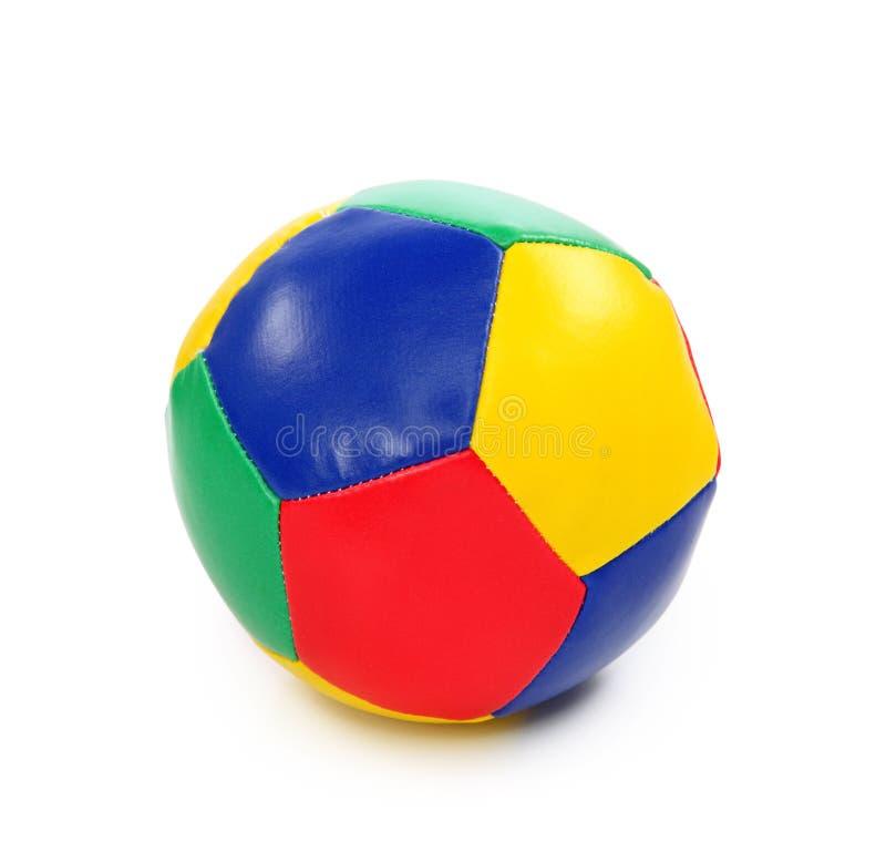 球五颜六色的玩具 库存图片