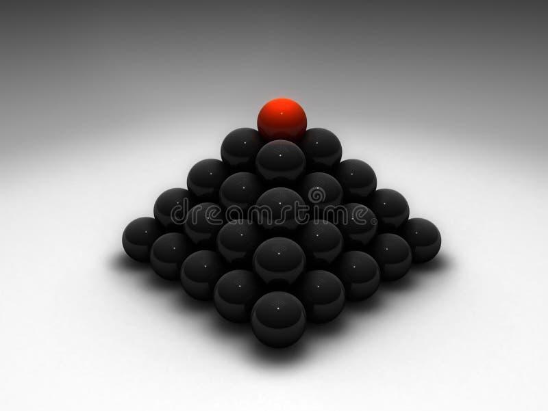 球多维数据集 向量例证