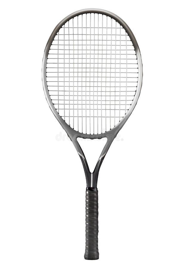 球拍网球 图库摄影