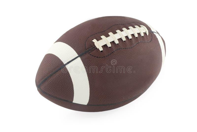 球橄榄球 免版税库存图片
