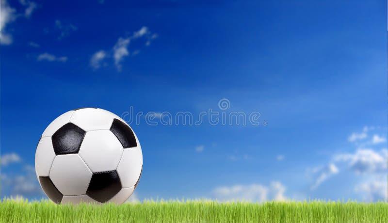 球经典之作足球 免版税库存照片