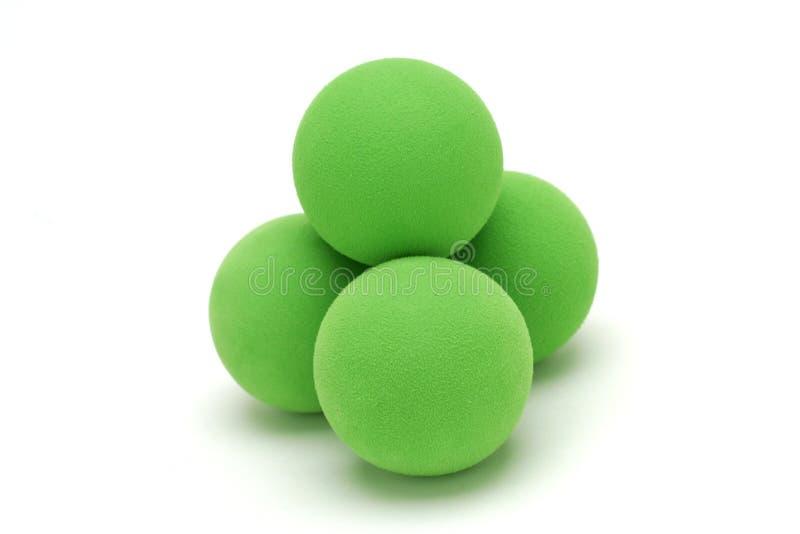 球绿色 免版税库存图片