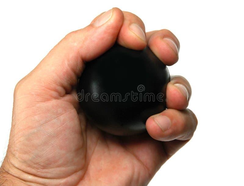 球重点 免版税库存照片