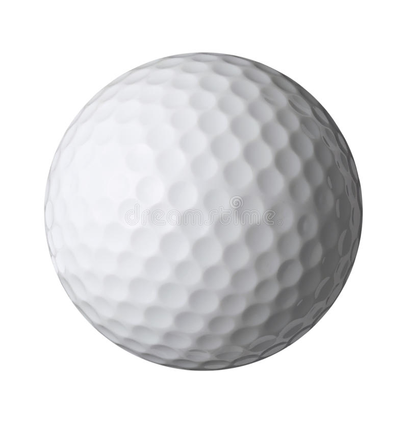球高尔夫球 免版税库存图片