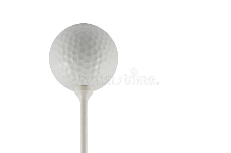 球高尔夫球 库存照片