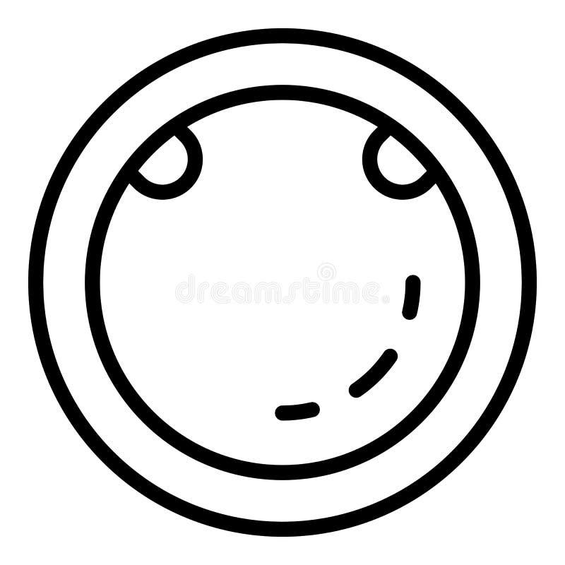 球zorb象,概述样式 库存例证