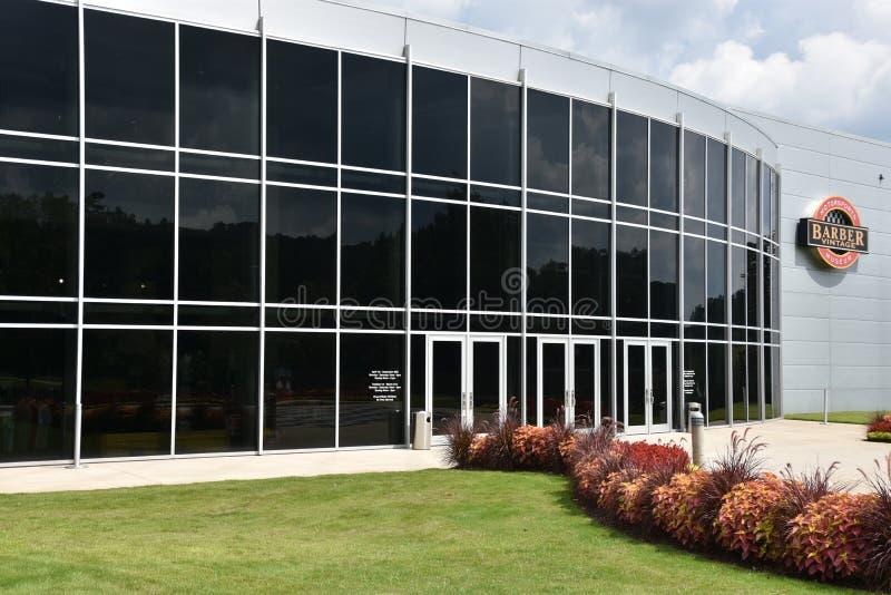 理发师葡萄酒Motorsports博物馆在利兹,阿拉巴马 库存照片