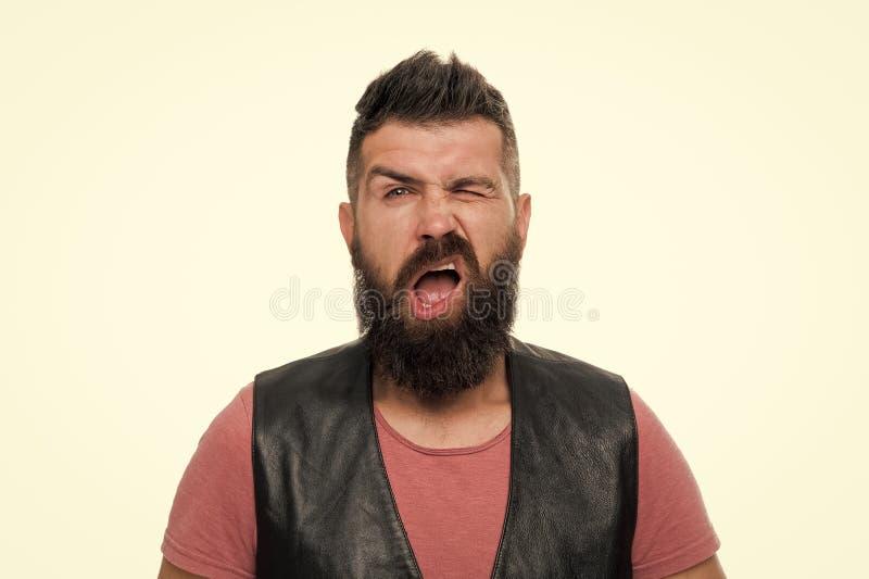理发店和胡子修饰 称呼胡子和髭 面毛治疗 有胡子残酷人的行家 免版税库存照片