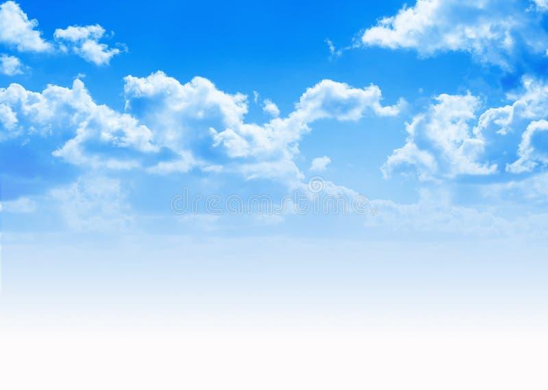 理想的天空 图库摄影