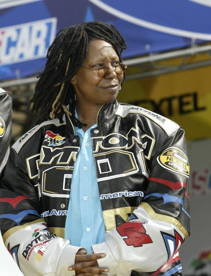 琥碧・戈柏出席Daytona 500 免版税库存照片