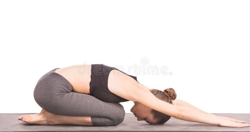 瑜伽 库存照片