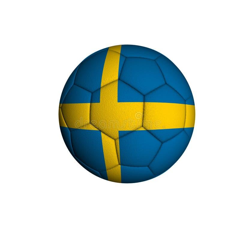 瑞典橄榄球 库存照片