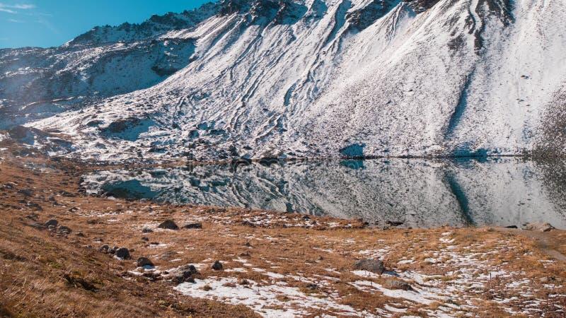 瑞士地标在最美好的天气拍摄了 免版税库存照片