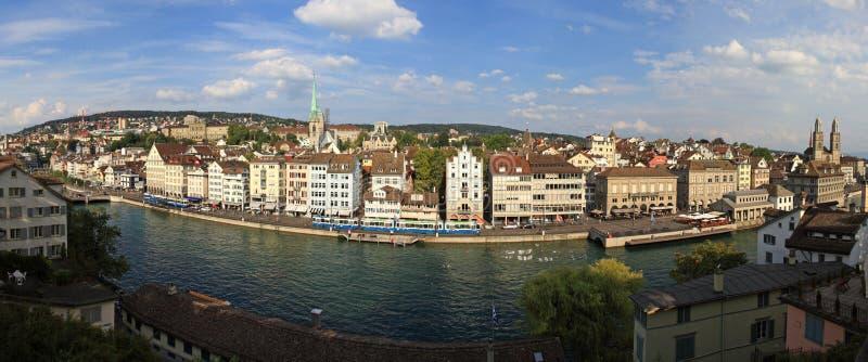 瑞士,苏黎世 免版税库存图片