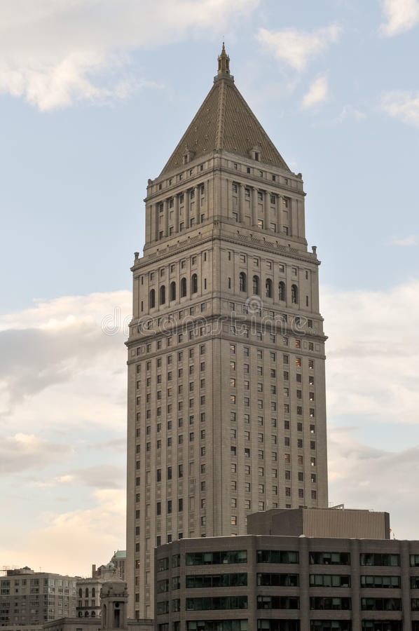 瑟古德・马歇尔美国法院大楼 图库摄影