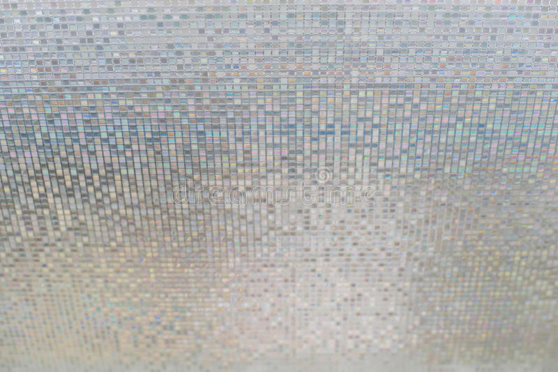 玻璃墙纹理 库存图片