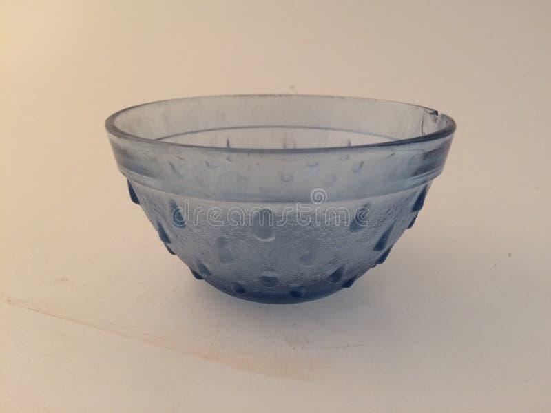 玻璃碗 库存照片
