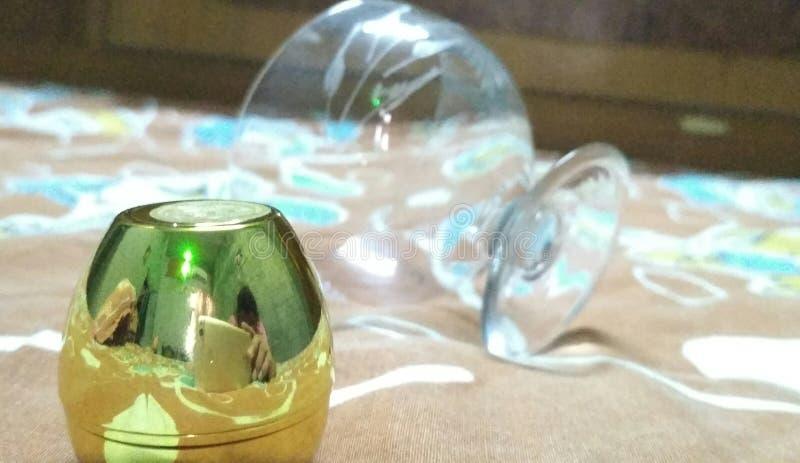 玻璃艺术 免版税库存照片