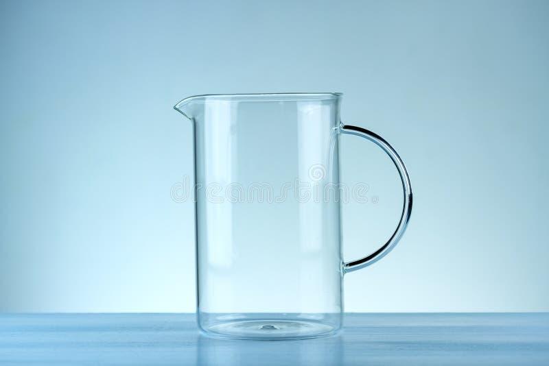玻璃水罐 库存照片