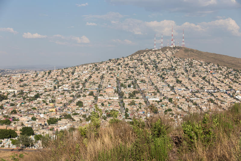 瓜达拉哈拉,墨西哥 免版税库存图片