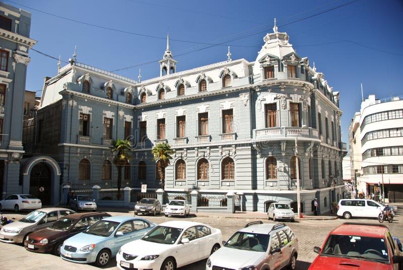瓦尔帕莱索,智利 免版税库存图片