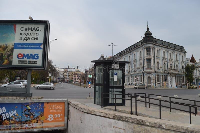 瓦尔纳,保加利亚 库存照片