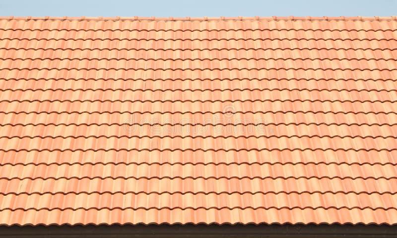 瓦屋顶双重口气 免版税图库摄影