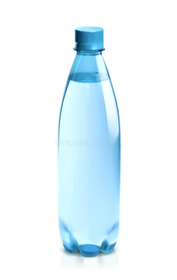 水瓶传染媒介象 库存例证