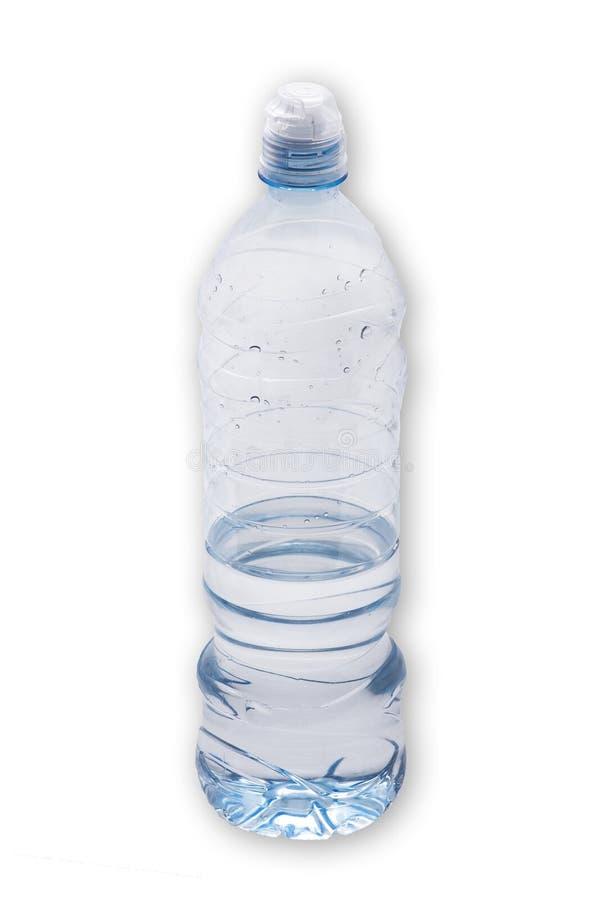瓶例证光栅版本水 库存照片