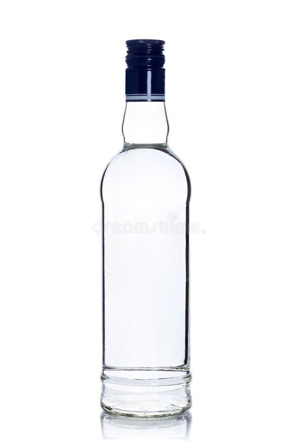 瓶例证向量伏特加酒 库存图片